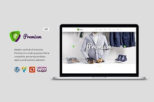 Premium - Business WordPress Theme