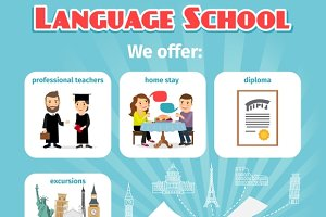 Language school benefits