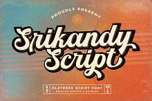 Srikandy by  in Fonts