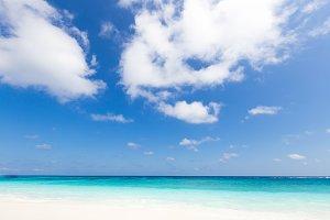 Sky, sea and beach, Phuket