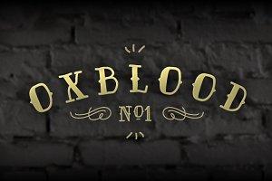 Oxblood No1 Family