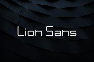 Lion Sans