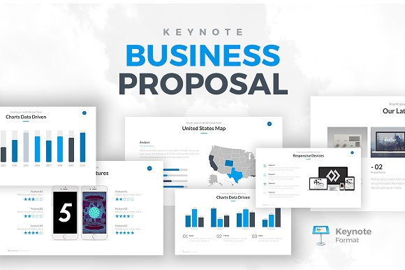 Business proposal keynote template presentation templates business proposal keynote template presentations accmission Gallery