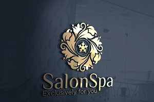 Salon Spa | Logo Template