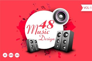 Creative Music Design Vol - 1