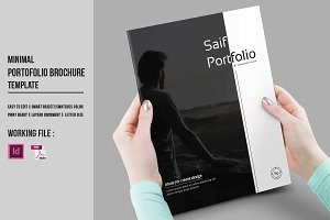 InDesign Portfolio Brochure-V430