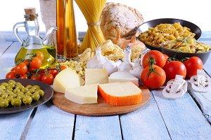 Mediterranean cuisine.