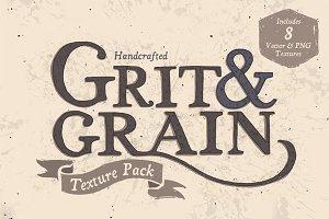 Grit & Grain Vector Texture Pack