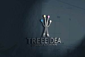 Idea Tree Logo