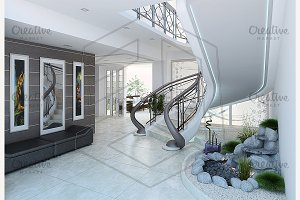 Entrance hall decorating ideas