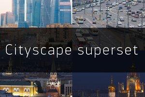 Cityscape superset