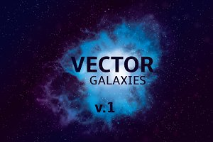 Vector Space Galaxy Set V1