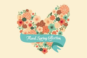 Floral Spring Collection