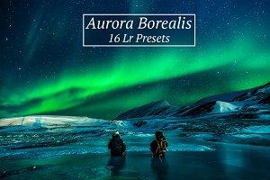 16 Aurora Borealis Lr Presets
