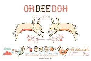 Oh Dee Doh (Vector)