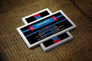 Bluexi Creative Business Card