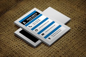 Bluxi Creative Business Card