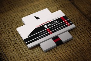 Kinux Creative Business Card