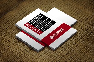 Redack Creative Business Card