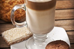 capuchino coffe