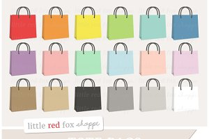 Tote Bag Clipart