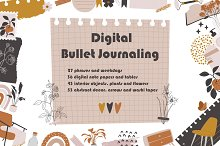 Digital bullet journaling by  in Graphics