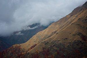 Mountains of Caucasus #1
