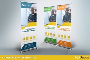 Business Roll-Up Banners - SB