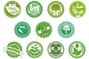Bio, eco, organic and natural labels