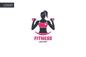 "Logo ""Fitness"""