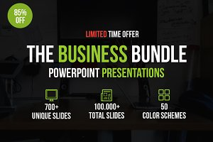 The Business Presentations Bundle