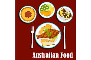 Australian cuisine dishes