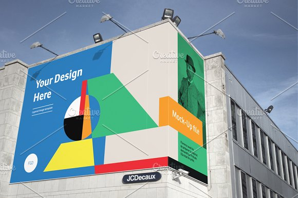 Download Billboard Mockup - 01
