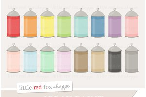 Spray Paint Clipart