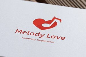 Melove Logo