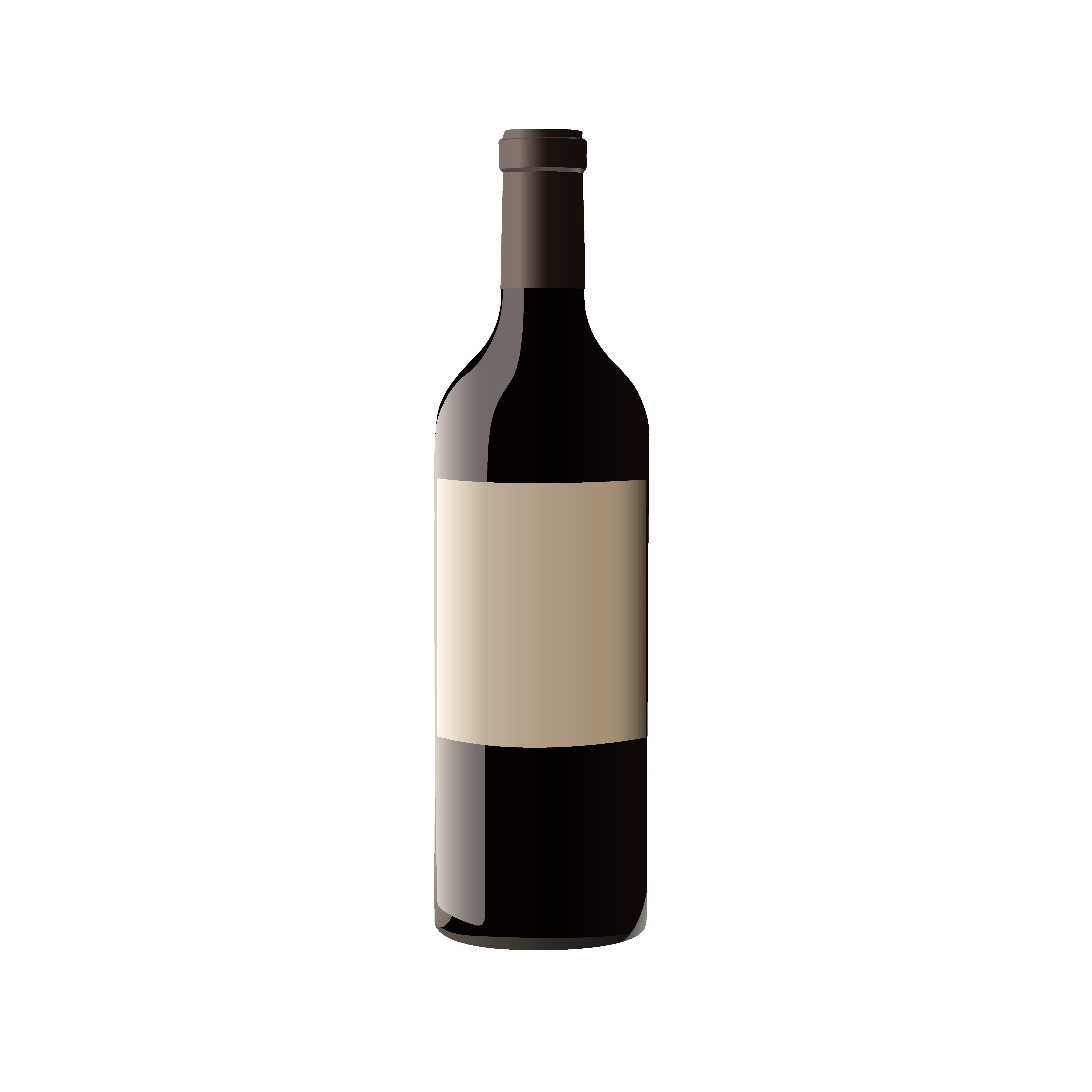 Wine bottle ~ Illustrations ~ Creative Market