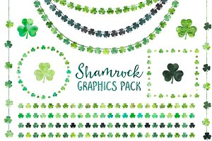 Shamrock Graphics Pack