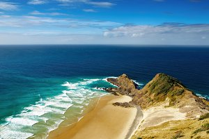 Cape Reinga, of New Zealand