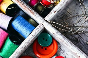 Working inventory seamstresses