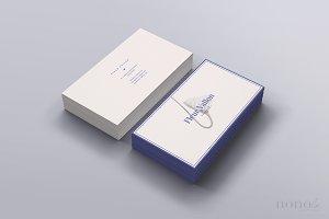 Elegant Business Card • Fleur