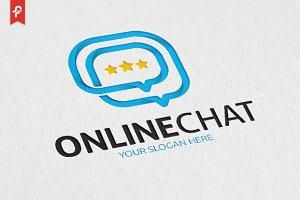 Online Chat Logo