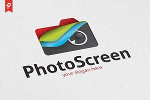 Photo Screen Logo