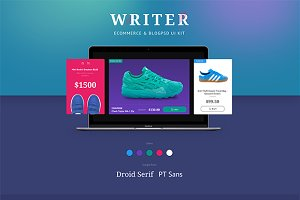 Writer UI Kit 2.0