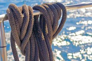 Mooring Ropes & Marine Knot