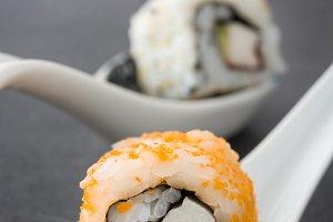 Japanese food. Sushi