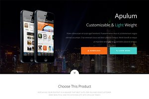 Apulum - WordPress Theme