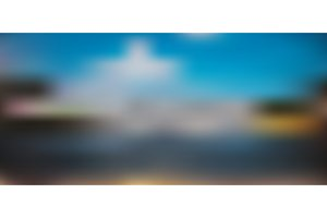 Blurred landscape background.Vector.