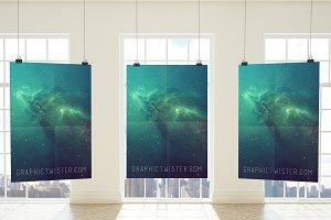 Triple Poster Frame
