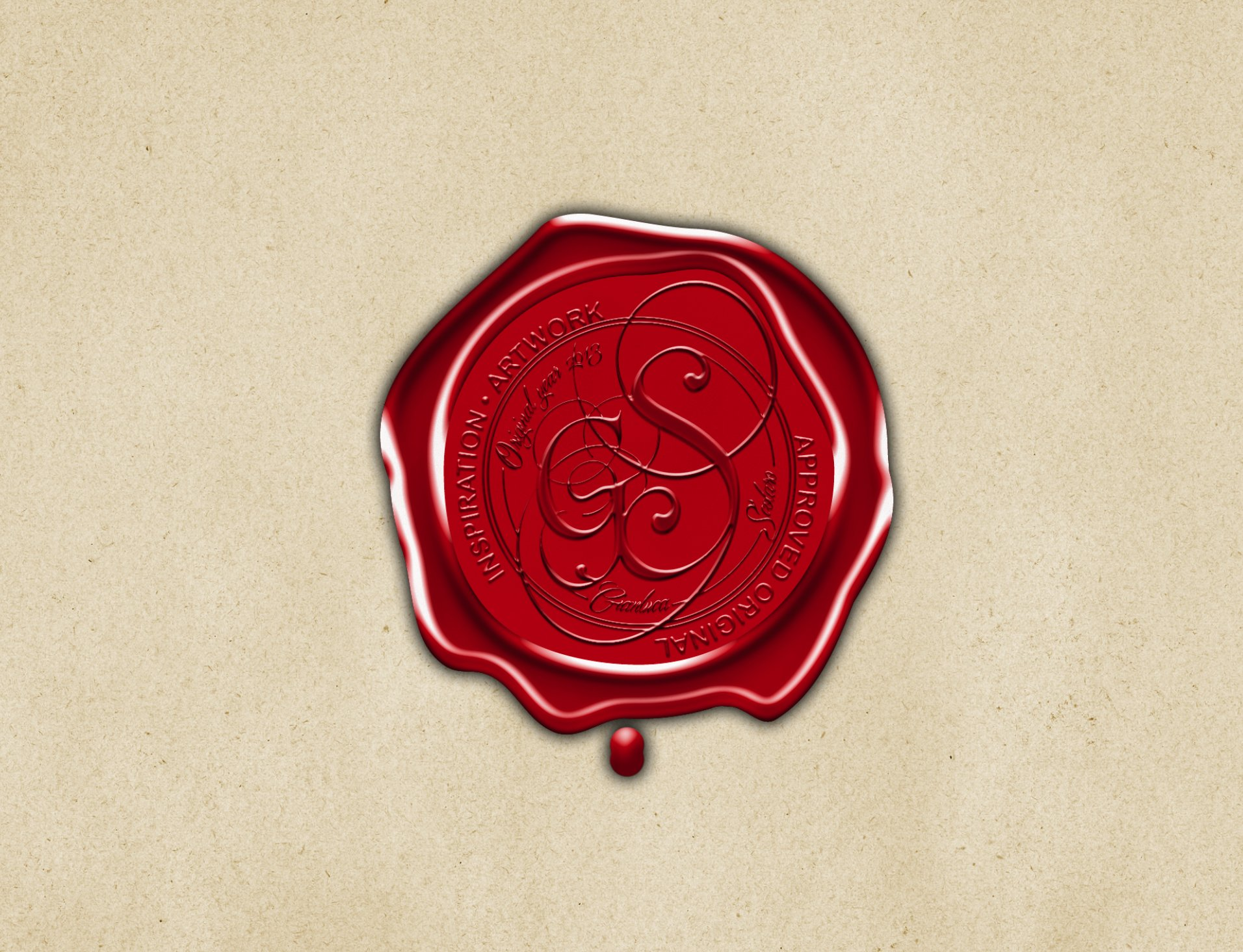 Antique Wax Seal Graphics Creative Market