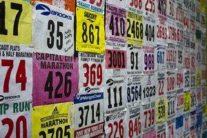 Runner's Numbers